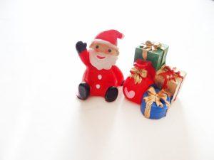 クリスマス遠距離プレゼント