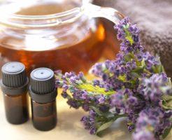 花粉症の時のアロマオイル