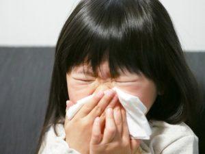 花粉症の子供がいる時の洗濯