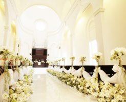 花粉症の時の結婚式