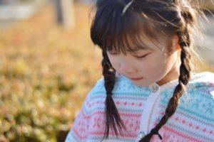 子供が花粉症で目がかゆい