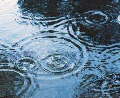 雨降る立川でデート