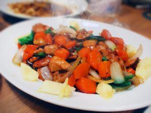 酢豚に合うおかずと副菜